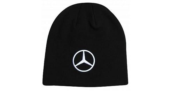 NUEVO Mercedes AMG Petronas y Hugo Boss Beanie gorro (Producto Oficial): Amazon.es: Coche y moto