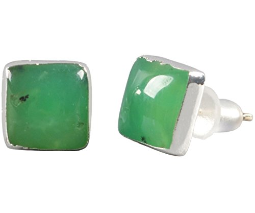 Jade Square Ring - 5