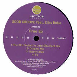 Price comparison product image Good Groove Feat. Elieas Roku / Free EP