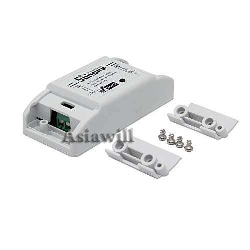 Asiawill DIY Wifi Wireless APP Controlled Smart Switch for Smart Home by Asiawill