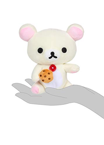 Korilakkuma Cookie Plush | 6.5 Inches | Rilakkuma Plushies 3