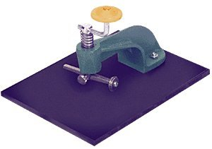0.5'' to 5'' Small Lens Circle Cutting Machine by C.R. Laurence
