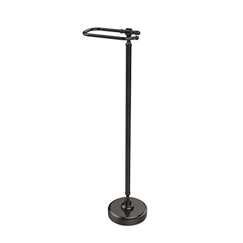 Allied Brass RWM-5-ORB Standing Toilet Tissue Holder, Oil Rubbed Bronze by Allied Precision Industries