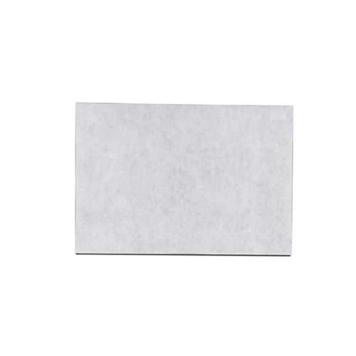 Royal Non-Woven Filter Sheets, 21'' x 33.25'', Package of 100 by Royal