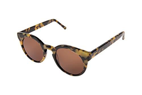 Óculos De Sol Komono Lulu Tortoise Demi