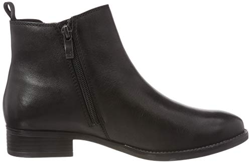 Donne 21 Boots Chelsea 022 9 25312 nappa Neri Caprice 9 22 Delle Nera UXxHBFdwqX