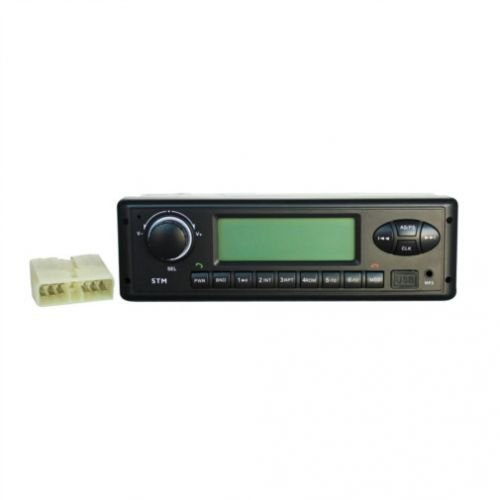 8310 Stereo - Radio MP3 Bluetooth John Deere 9300 7410 6410 6610 7400 6200 6510 8300 8410 6405 9100 7710 7800 6300 7700 7810 7510 8310 6400 6600 8400 8100 7600 8210 7200 6110 7210 8110 6210 6605 7610 8200 6310
