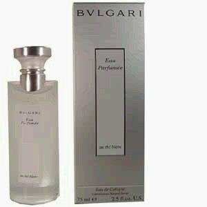 BVLGARI WHITE TEA * au blanc * mini perfume BULGARI