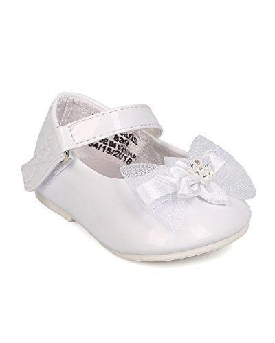 Jelly Beans Mazonsion Mazonty Ballet bow White 1
