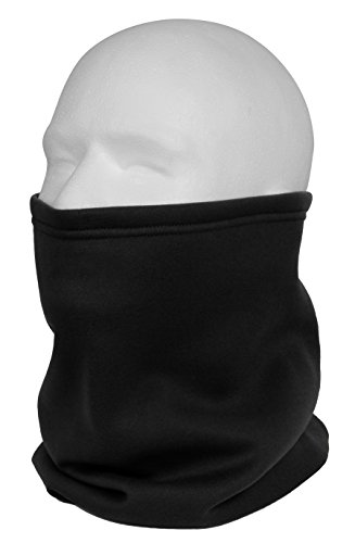 Rothco Ecwcs Poly Neck Gaiter, Black (Pro Neck)