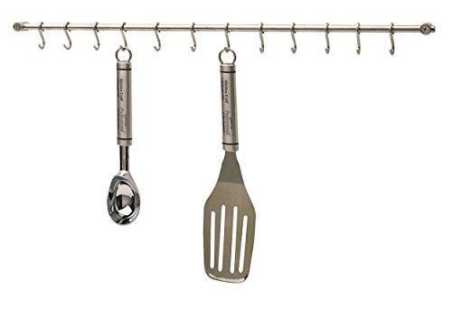 52cm Stainless Steel Utensil Hanging Rack