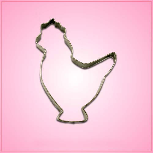Chicken Cookie Cutter-One Piece Only ()