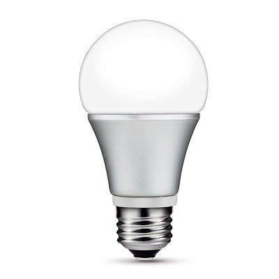 LG sesenta y cinco W 3000 K Iluminación LED lámpara A19 bombilla de luz blanca cálida E26 (=E27) remotesreplaced viejo 40 W: Amazon.es: Iluminación