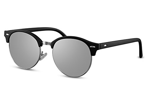 Clubmaster Ca Cheapass Miroitant 028 Hommes Noir Femmes Rétro Sunglasses Onnwqxa