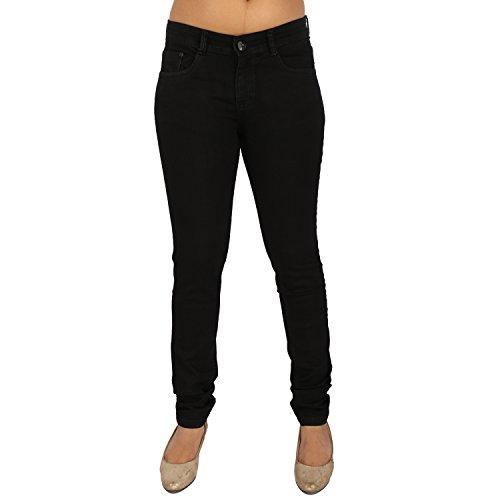 FCK 3 Stretchable Denim Jeans  Fck3 2169 Oily Black