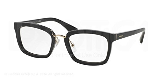 Eyeglasses Prada PR 09SV 1AB1O1 Black - Pr 53