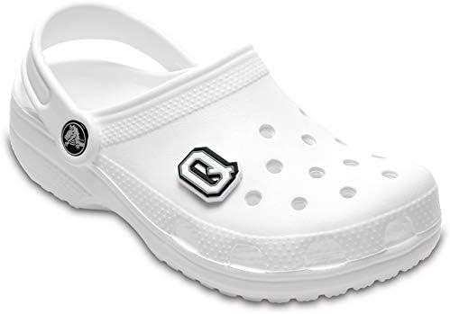 Crocs unisex-adult Jibbitz Letters & Numbers Shoe Charms | Jibbitz for Crocs
