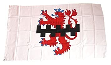 Fahne Flagge Fu/ßball D/üsseldorf NEU 90 x 150 cm