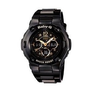 best service c8292 9e8f3 Casio baby-g Star Studded bga113b-1b orologio: Amazon.it ...