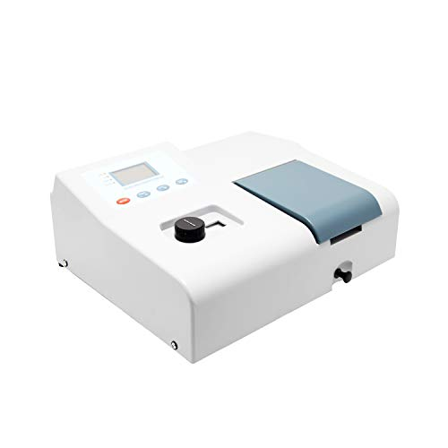 722N UV-VIS Visible Spectrophotometer visible spectrometer Lab Equipment 325-1000nm 4nm
