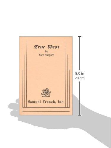 Sam pdf shepard west true