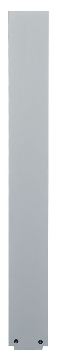 Global Steel - 40-98872205-G3000 - Toilet Partition Pilaster, 22x82, Gray by Global Steel