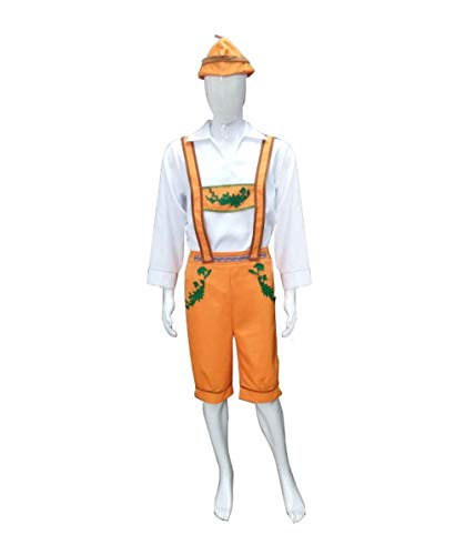 HalloweenPartyOnline Adult Men's Octoberfest Costume HC-084