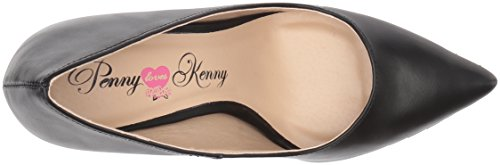 Penny Loves Pump Kenny Negro Women's Dress Opus Tread r4rqdCw