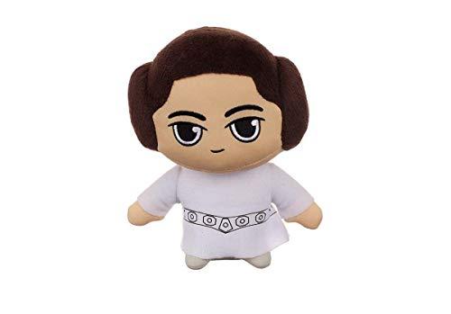 Comic Images Super Deformed Plush Star Wars Episode VIII Princess Leia Action Figure