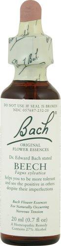 Bach Original Flower Remedies Supplement, Beech, 20 ml, 0.7 Fluid Ounce