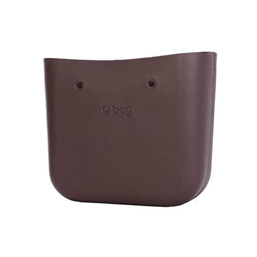 De Mini Modelo Color Chocolate Bolso Cuerpo Obag Liso Capazo 1AWwnf7pS