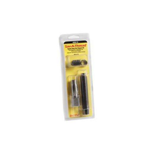 emhart teknologies 5334 - 14 Helicoil Thread Repair Kit de reparación de bujías de encendido, M14 x 1,25: Amazon.es: Hogar