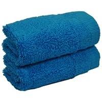 Atrivm Toallas hogar 100% algodón, más Suaves y absorbentes, esponjosas, te secan y se secan más rápidamente. Mejor…