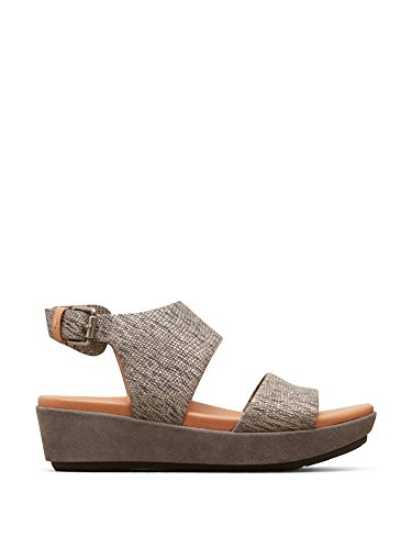 Gentle Souls by Kenneth Cole Lori Embossed Leather Platform Sandal