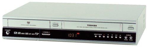 Toshiba DVR3 DVD Recorder Combination