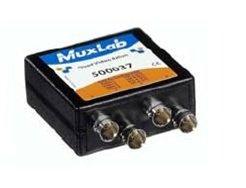 MuxLab 500037 Quad Video Balun, BNC