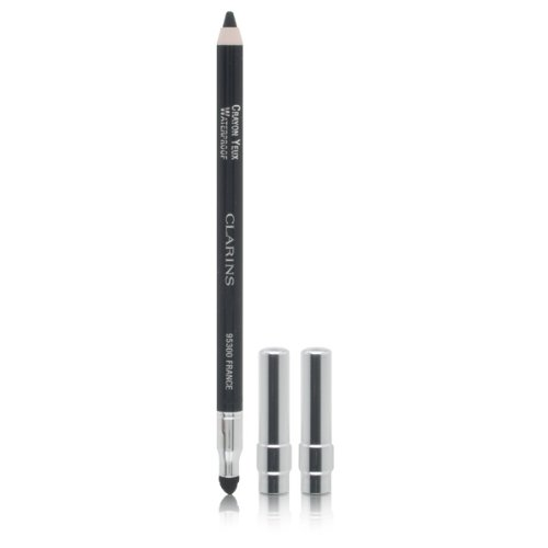 Clarins Waterproof Eye Pencil - 01 Black