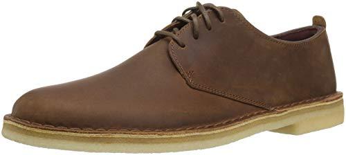 Clarks Men's Desert London Shoe, beeswax, 120 M US