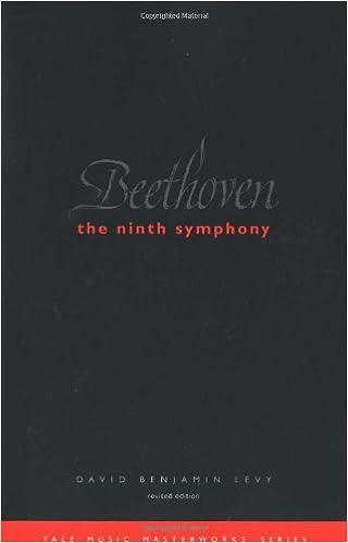 beethoven ninth symphony analysis
