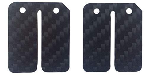Spree compatible replacement for Carbon Fiber Reed Petal Valve Set Yamaha Zuma YW50 - Reed Petals