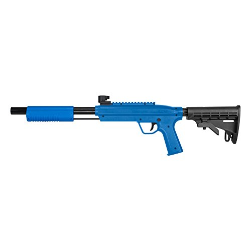 Valken Gotcha Paintball Tactical Shotgun: Blue by Valken