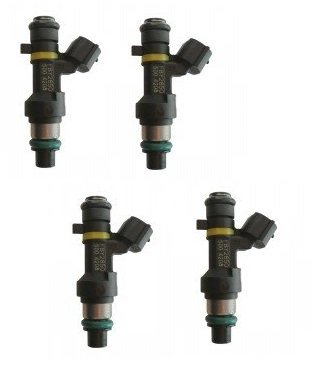- Re-Manufactured OEM Jecs FBY2850 Fuel Injectors for Nissan Cube-Sentra-Versa 1.8/2.0L Set of 4