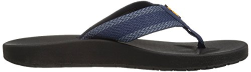 Pictures of Teva Men's M Azure Flip Sandal Feliz Navy 10 M US 1015125 3