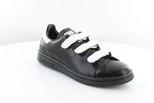 adidas by RAF Simons RAF Simons Stan Smith CF, Black/Black/White, UK 6.5 (US Men's 7, US Women's 8) Medium