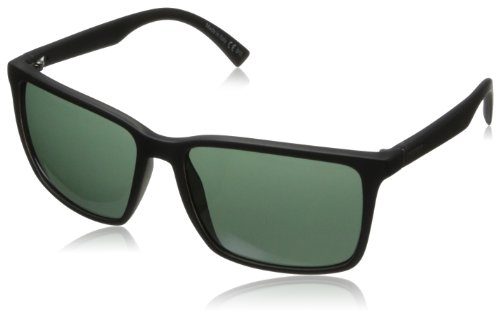 VonZipper Lesmore Wayfarer Sunglasses,Black - Shades Zipper Von