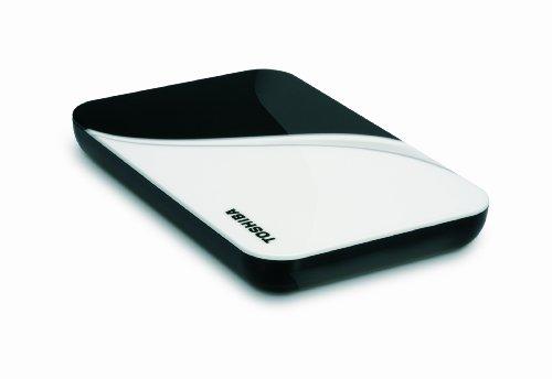 (Toshiba 320 GB USB 2.0 Portable External Hard Drive HDDR320E04XW (Vivid White))