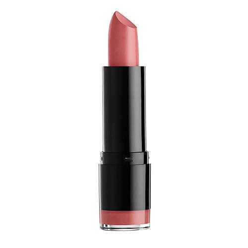 NYX PROFESSIONAL MAKEUP Extra Creamy Round Lipstick, Tea Rose, 0.14 Ounce