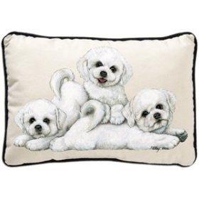 Fiddler's Elbow Bichon Frise Puppies Leslie Anderson Desi...