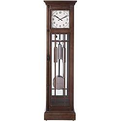 Howard Miller Floor Clock, Wood