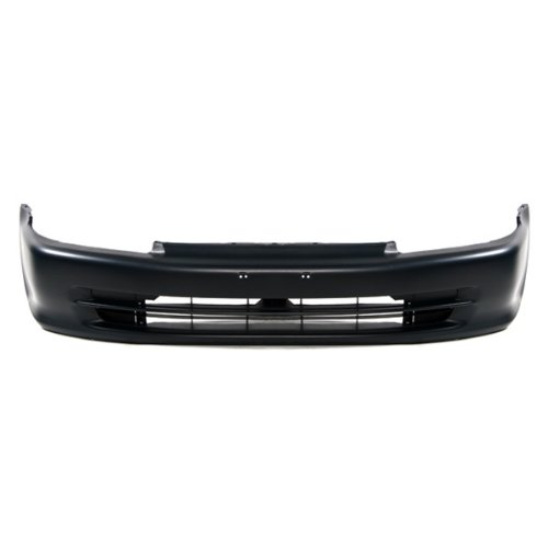 CarPartsDepot, Front Bumper Cover Primed 4dr Facial Plastic New Replacement, 352-20129-10-PM HO1000142 71101SR4000ZZ ()